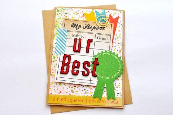 Teacher Card Teacher Appreciation Day Teacher Thank You Card @papersimplicity
