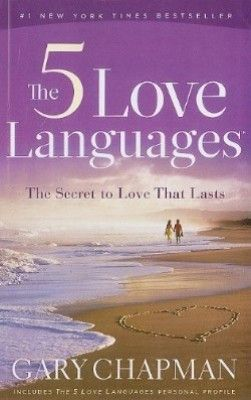 The 5 Love Languages Large Print by Gary Chapman