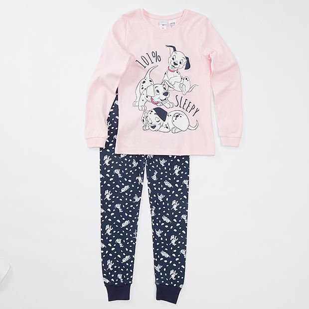 16 Target Disney 101 Dalmatians Pyjama Set In 2020 Kids Nightwear Pajama Set Clothes