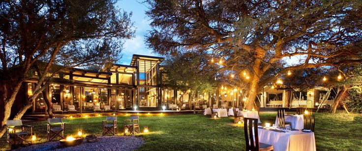 Marataba Safari Lodge Waterberg BushBreaks Special SA Resident Rates - Dining