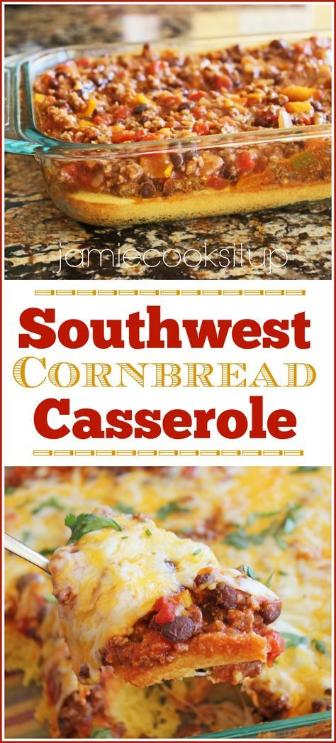 I'm a big fan of cornbread (who isn't, seriously!) Buttermilk Cornbread is my all time favorite (see it here) with its super moist and slightly crumbly texture. It's good stuff, f…