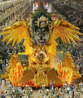 """Rio Carnival: Here were two interesting articles, both fairly short. http://riotimesonline.com/brazil-news/rio-entertainment/the-cultural-origins-of-carnival/#  On this second article, I particularly liked """"The Bigger, the Better"""" section.   How incredible that an entire Country practically stops everything they are doing and devotes days to just partying, dancing, and spending time with EVERYONE.  http://fusion.net/abc_univision/story/rio-de-janeiros-carnival-costumes-years-17399 ~ Stina"""