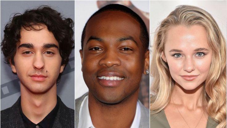 Alex Wolff, Ser'Darius Blain and Madison Iseman join Jumanji 2