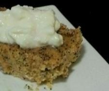 lemon poppy seed polenta cake (using stevia)   Official Thermomix Recipe Community