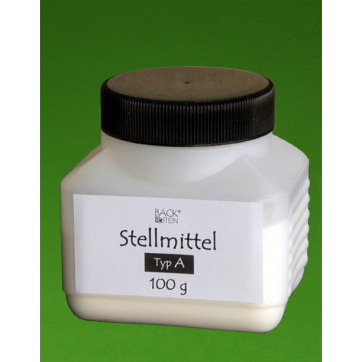 Stellmittel Typ A für Knetbeton, 100 g, 9,80 € - Mörtelsho