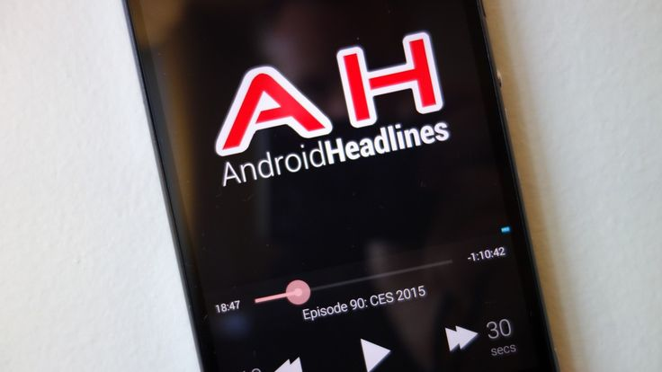 The Android Headlines Show Ep. 90! #CES2015 #Android