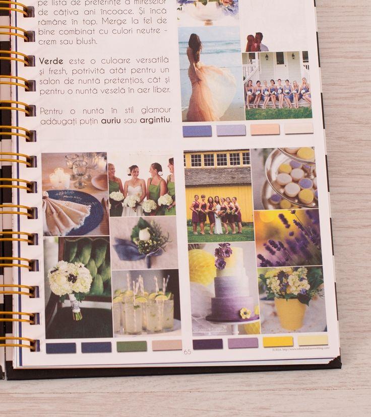 Wedding Planner - Agenda de nunta Lady Cozac56