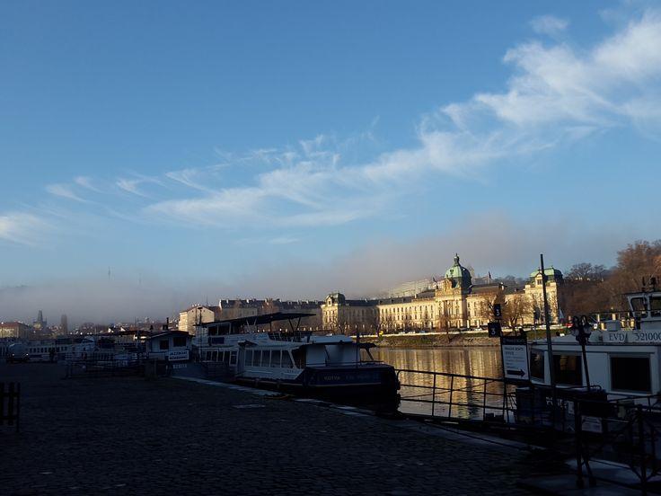 Pražský hrad zmizel