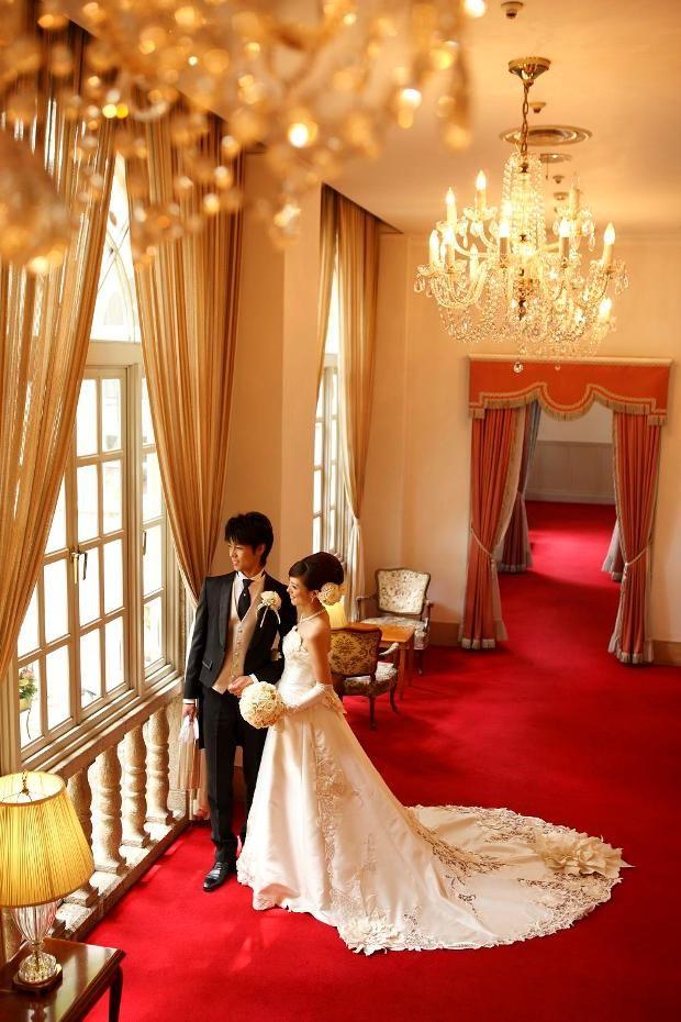 エレガントでクラシカルな雰囲気♪ フォーマルなウェディングのアイデアまとめ。結婚式・ブライダルの参考に☆
