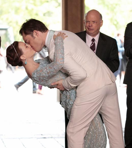 Chuck and Blair forever.