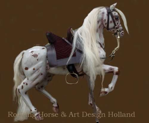 REMUS Rocking Horse & Art Design Holland  Our rocking horses are created for people who want something different. We are designers of unique, exclusive wooden horses, made for decoration purposes, which you will not find elsewhere and do not stick to the conventional markings, painting patterns and design, but try to make out of each rocking horse a 'one of a kind' piece of art: an individual with a personality.
