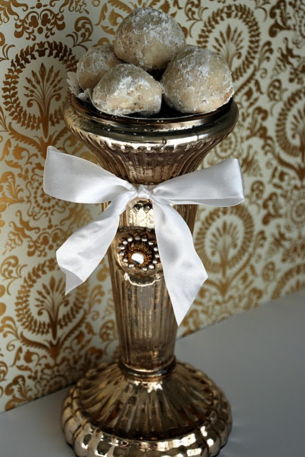 Mexican Wedding Cookies http://www.mirrormirrorincbridal.com/#