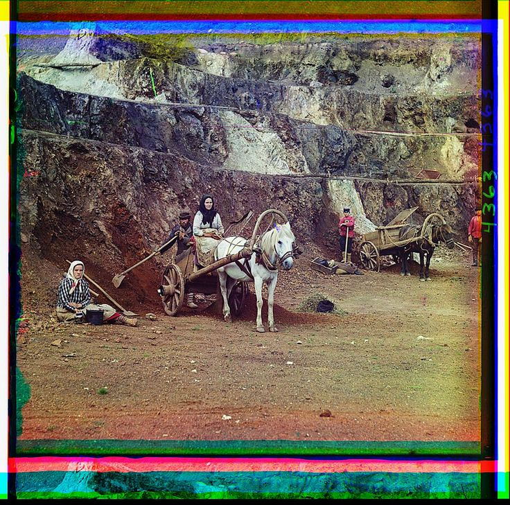 Work at the Bakalskii mine (LOC) | Flickr - Photo Sharing!