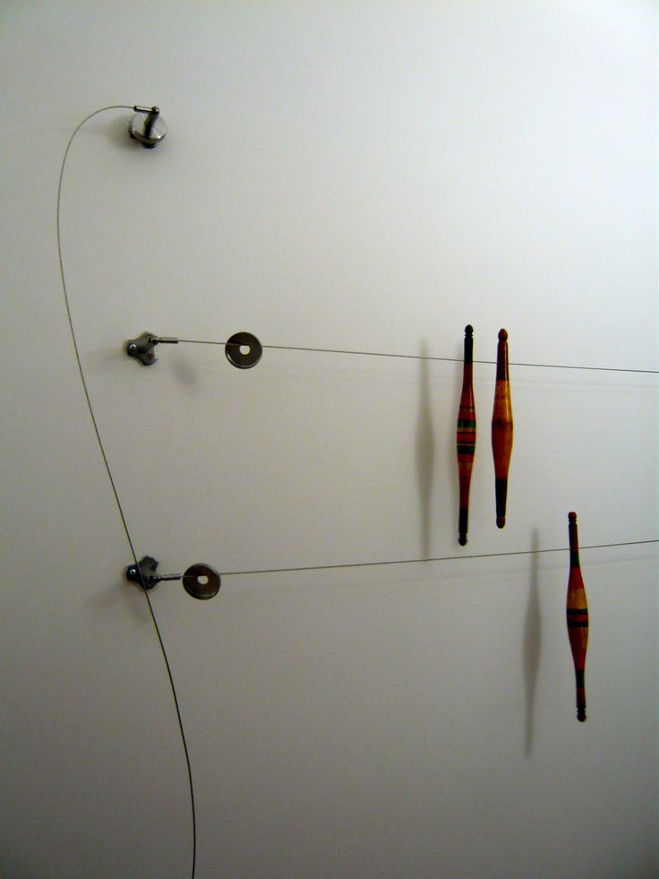 1000 Ideas About Curtain Wire On Pinterest Room Divider