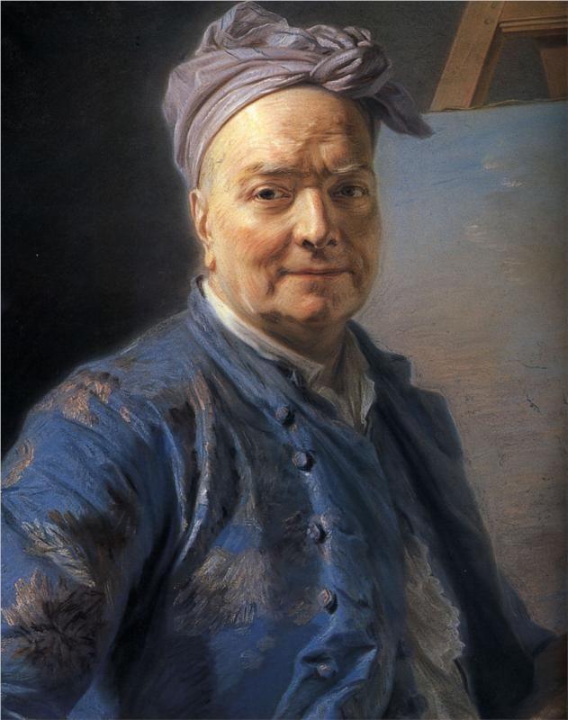 Maurice Quentin de La Tour - WikiArt.org