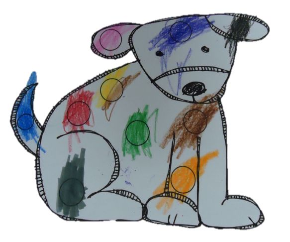A Special Kind Of Class Freebie Friday Dog S Colorful Day Back