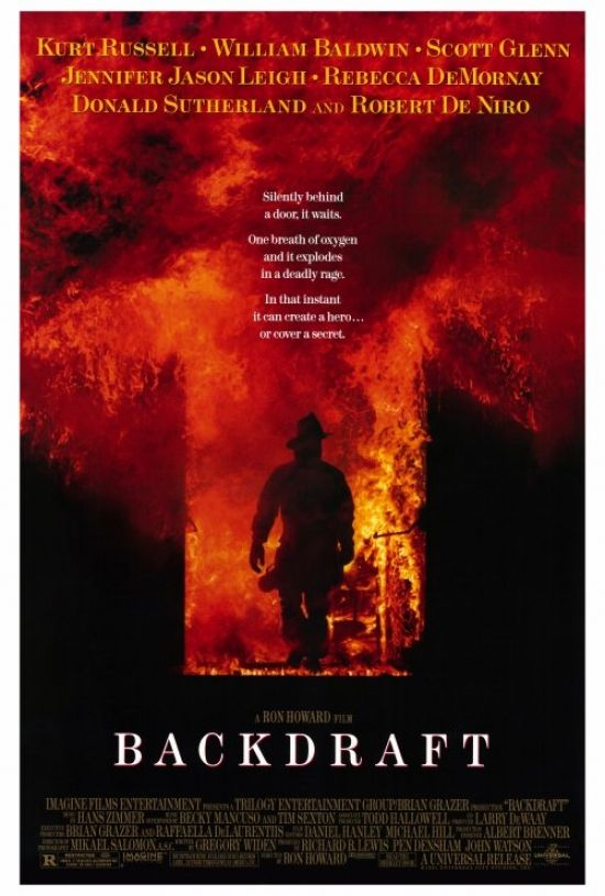 Backdraft Movie Poster Print (27 x 40) - Item # MOVEF7319 - Posterazzi