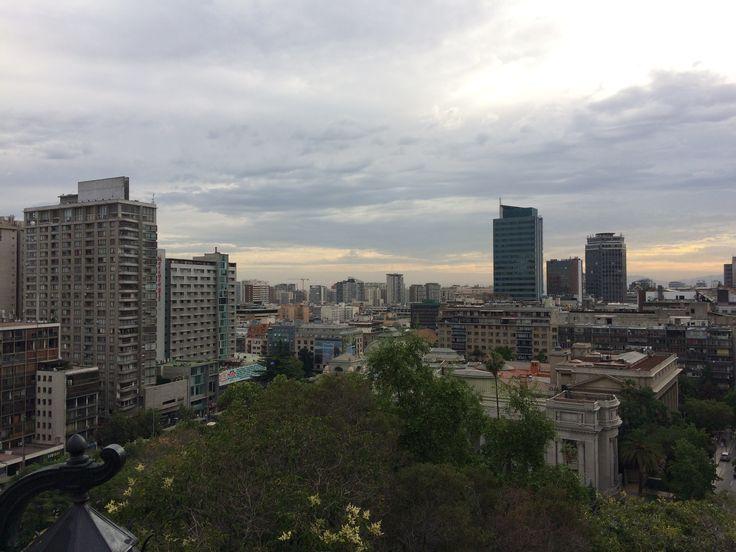 Santiago's view