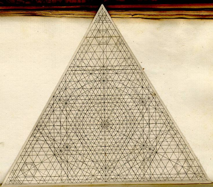 from Robert Boyle: Curious Mathematical Forms (1670)