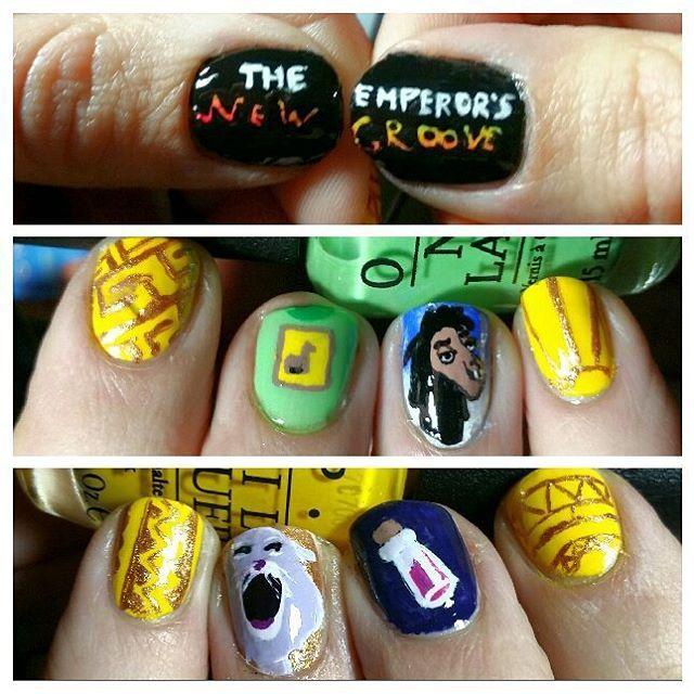 Mejores 80 imágenes de My Nail Designs en Pinterest   Diseños para ...