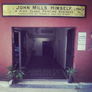 John Mills Himself | 17 Brisbane Secrets You Didn't Know About