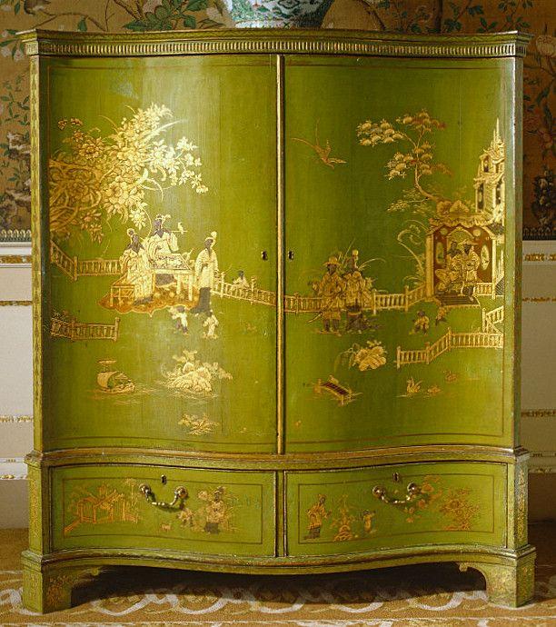 Ruth Burts Interiors: fifty shades of green