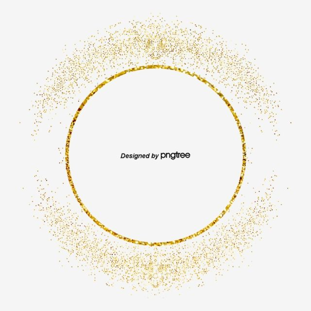 Golden Metal Circular Metal Frame Decoration Luxurious Framing Elements Metallic Element Png Transparent Clipart Image And Psd File For Free Download Frame Decor Frame Logo Frame Clipart