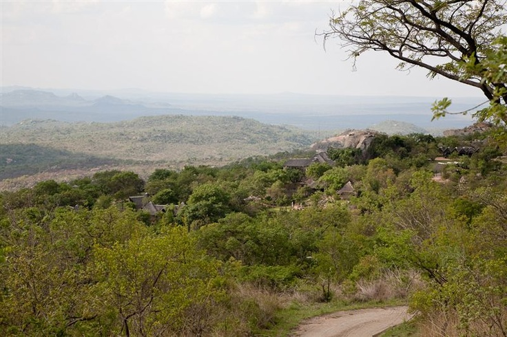Bongani Mountain Lodge  Mpumalanga, South Africa