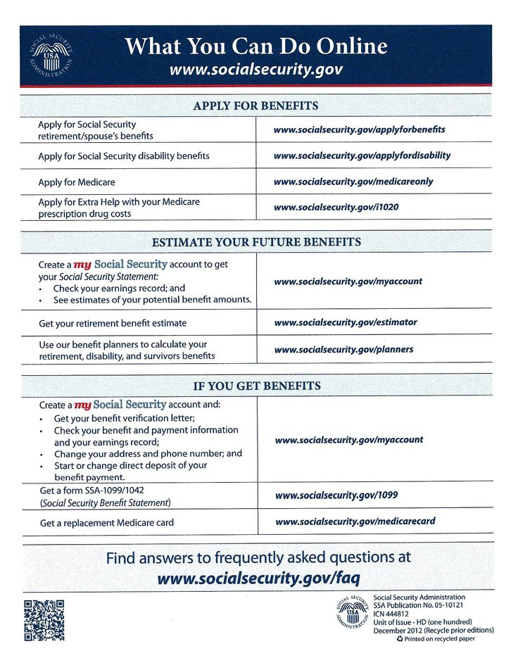 Social Security Administration ~ US Citizen \/ Child - How to - Social Security Form