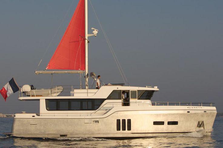 "review: garcia yachting's gt54 ""le trawler"" - yachtforums, Innenarchitektur ideen"