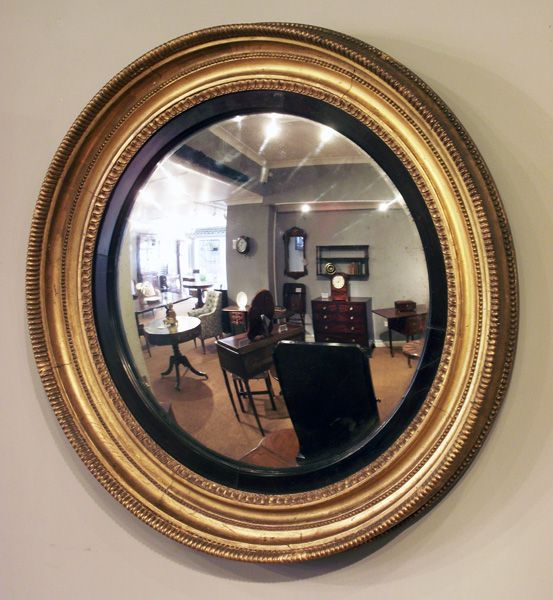 Convex Wall Mirror 29 best antique >> mirrors images on pinterest | antique mirrors