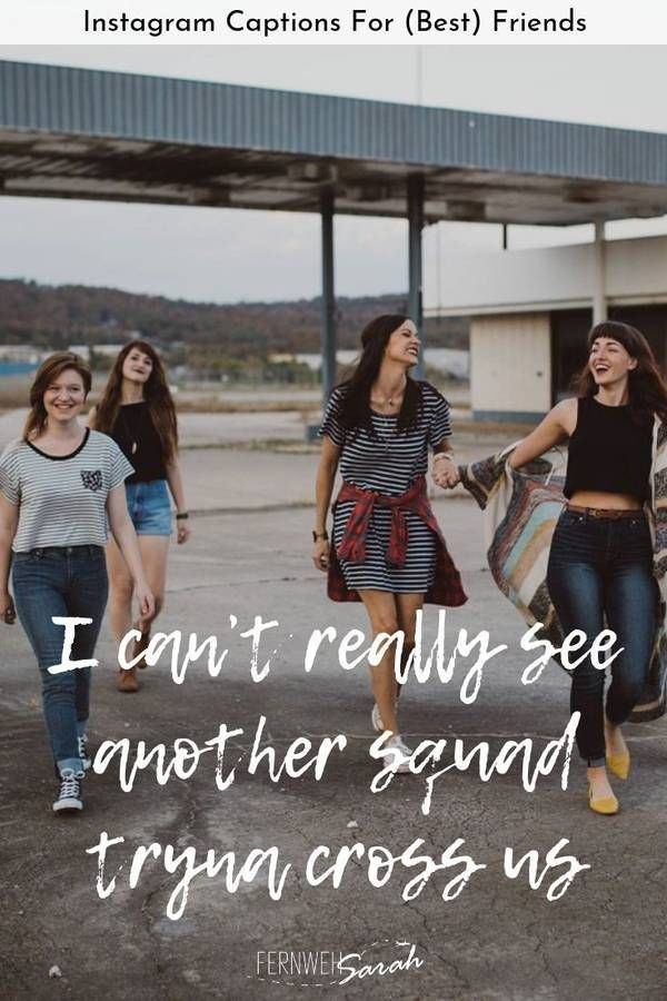 Awesome Instagram Captions for Friends - Funny, Cute and ...