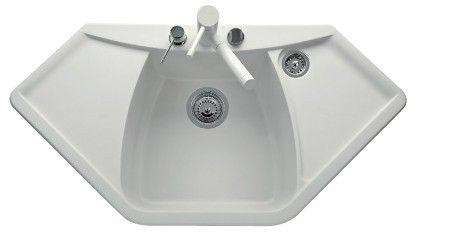 Kitchen Sinks Nz : Plados Kitchen sink Corax 98.10 - incl tax: NZ$440.52 + about $70 ...