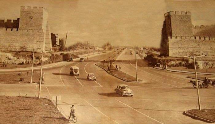 EDİRNEKAPI 1950 Lİ YILLAR