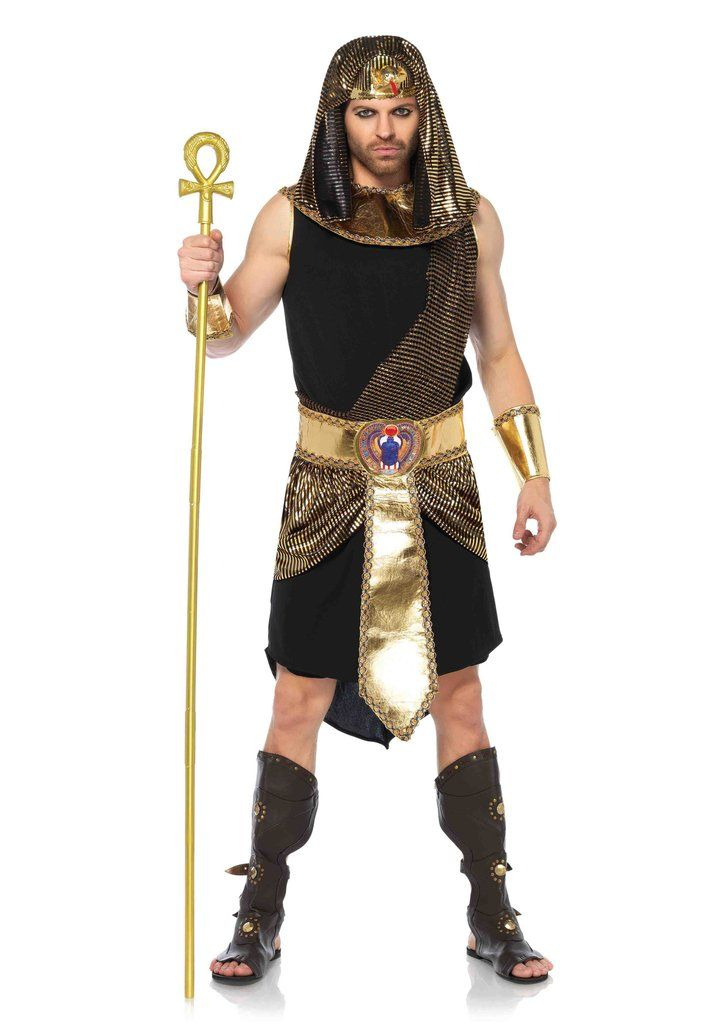 Men's 5PC. Egyptian God Costume