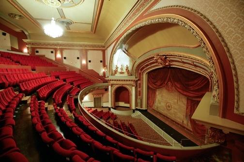 Imperial Cinema (Theater), interior