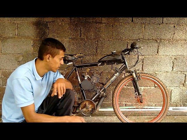 Bicicleta motorizada 80 cc dicas de manutenção de embreagem troca ou regulagem