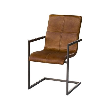 Ideal for seating guests around your dining table or used as a desk chair in your study, this made to order armchair fits perfectly into any scheme.