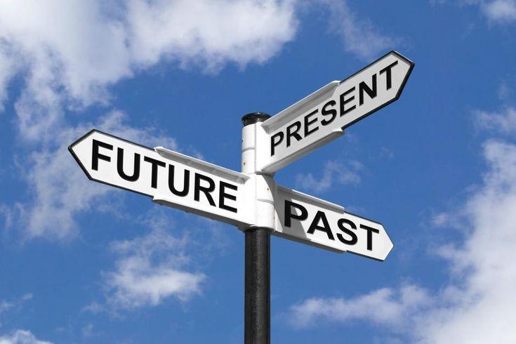 Você vive no presente, passado ou futuro?