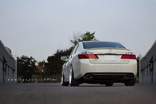 2014 Honda Accord Sport CVT \ Tuned in | Flickr - Photo Sharing!