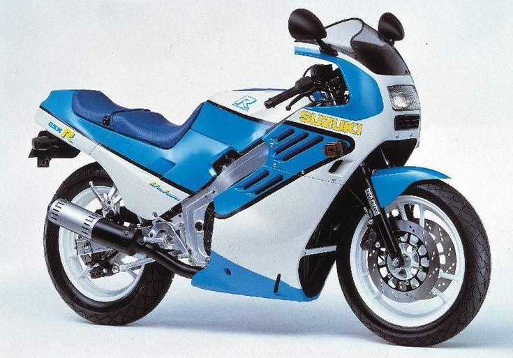 GSX-R 400, 1986