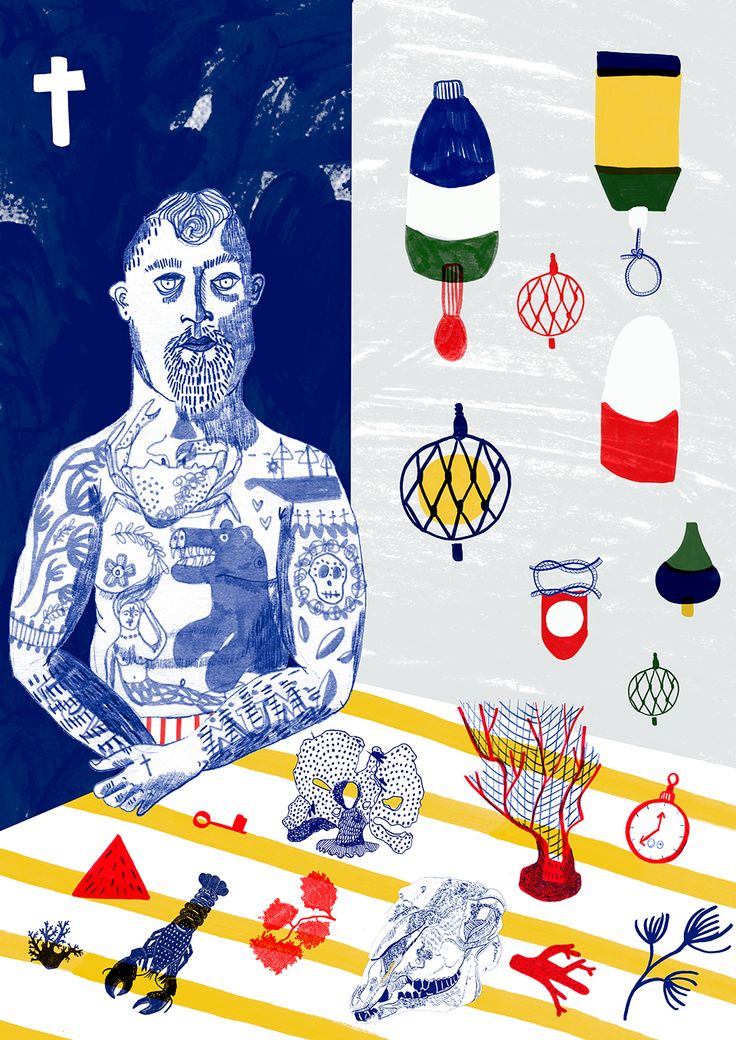 """""""Fisherman"""" from my new project People Ive Never Met"""".Camilla perkins"""