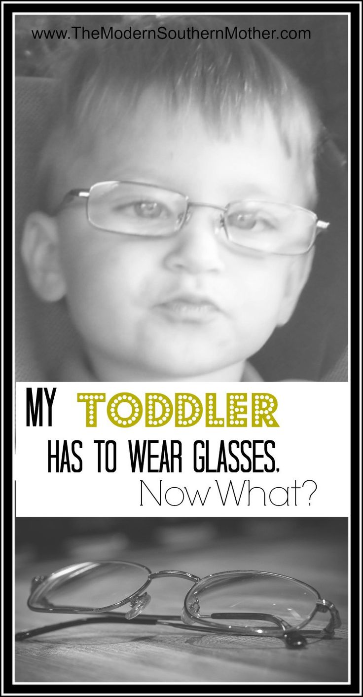 Were you Just told your toddler has to wear glasses? Are you freaking out? Read This!!