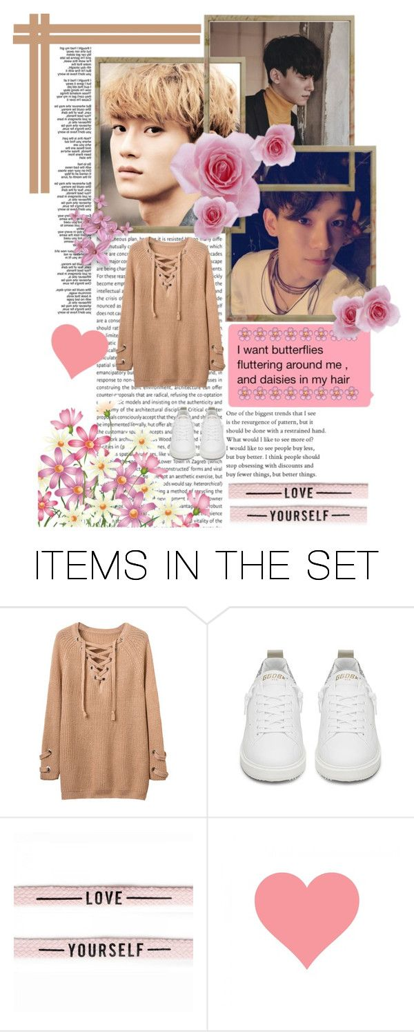 """""""Jongdae"""" by shook-squad on Polyvore featuring art"""