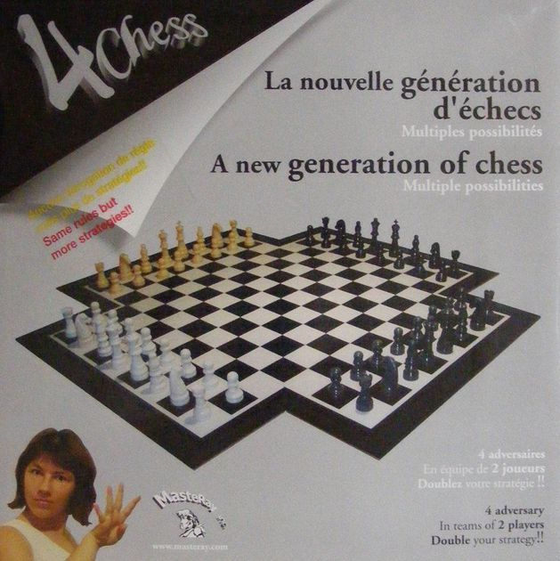 4 Player Chess Online