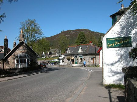 Braemar, Scotland. One of my favourite places near home