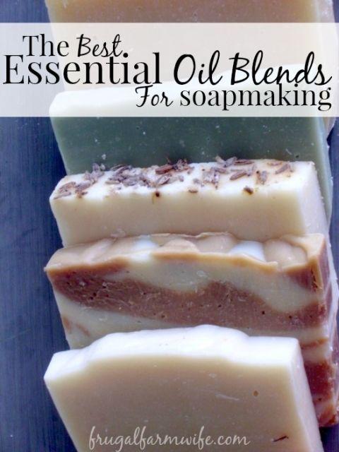 essential oil blends recipes