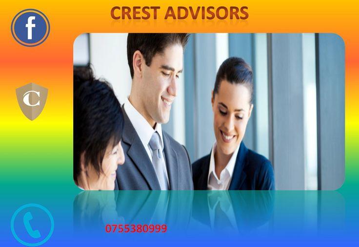 Business Structuring, Business Insurance by crestadvisors.deviantart.com on @DeviantArt