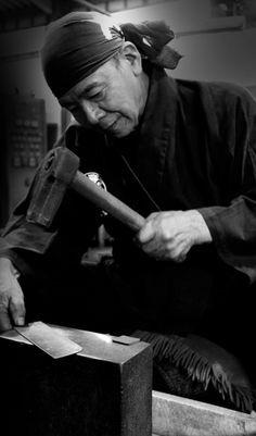 Japanese Kitchen Knives by Masakage