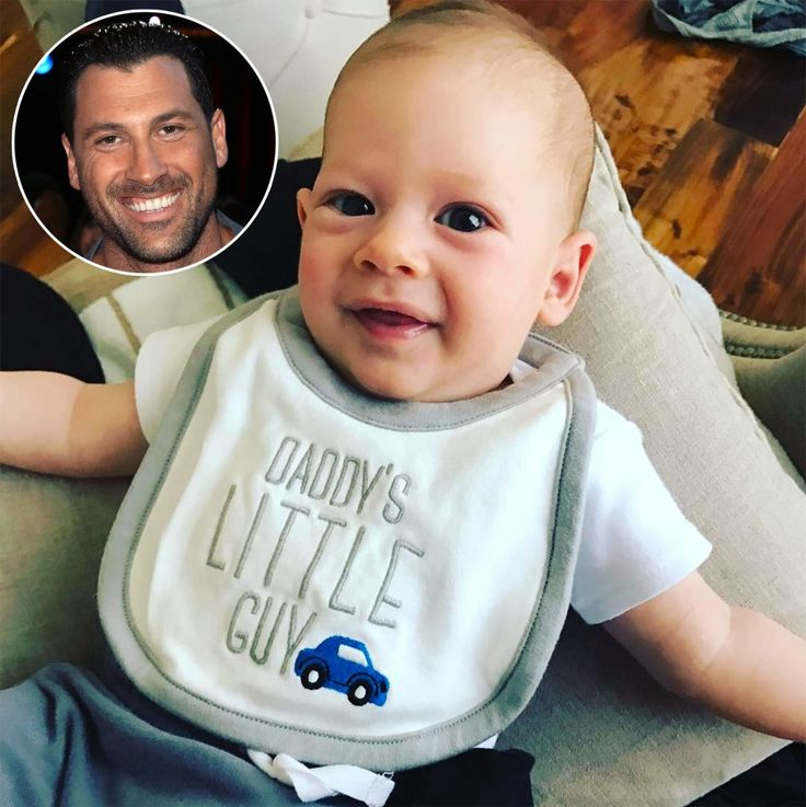 Maksim Chmerkovskiy's Son Shai Wishes Him a Speedy Recovery: 'Can't Wait to Get You Back'